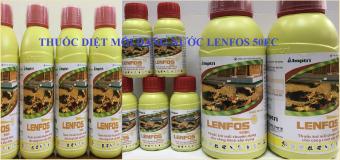 Thuốc diệt mối dạng nước Lenfos 50EC