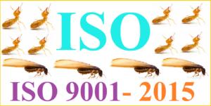 Diệt mối tận gốc chuẩn ISO 9001 2015